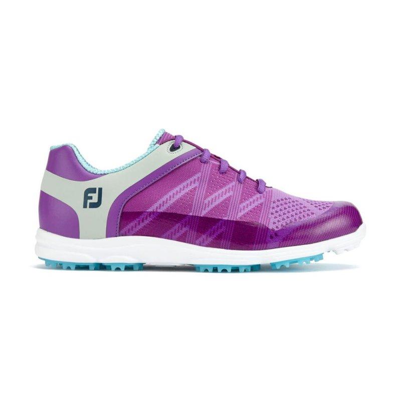 FootJoy Sport SL Golf-Schuhe Damen lila EU36