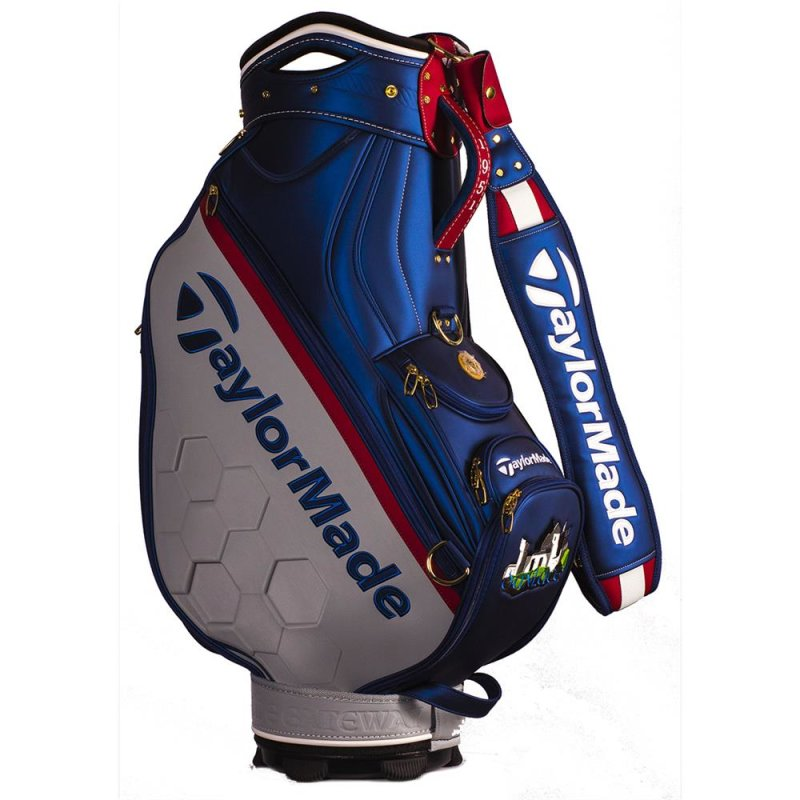 """TaylorMade Major Championship 2019 Tour Bag """"British Open"""" LIMITED EDITION"""