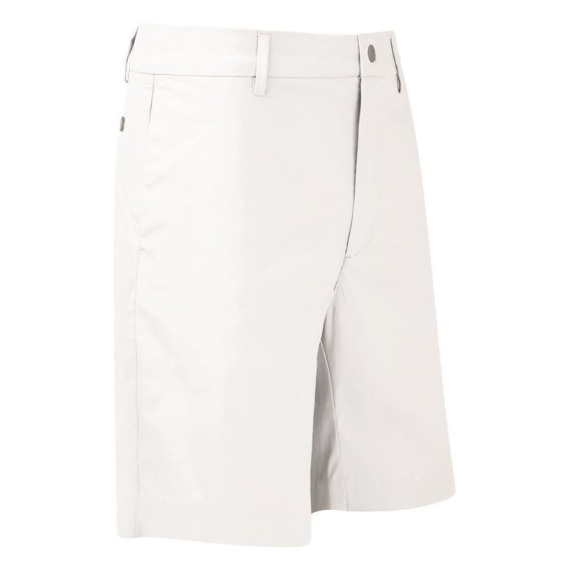 FootJoy Lite Slim Fit Short Herren | weiß W38