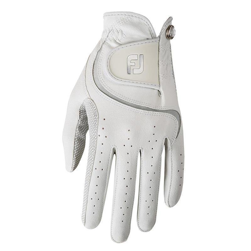 FootJoy Attitudes Golf-Handschuh Damen   LH pearl-silber L