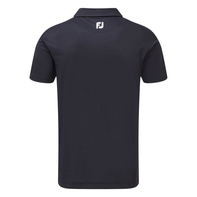 FootJoy Super Stretch Pique Polohemd Herren