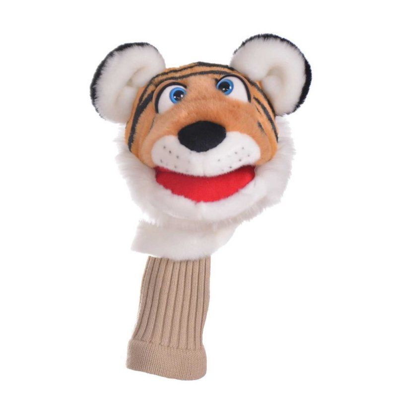 Living Puppets Driver Headcover | Tiger Paco