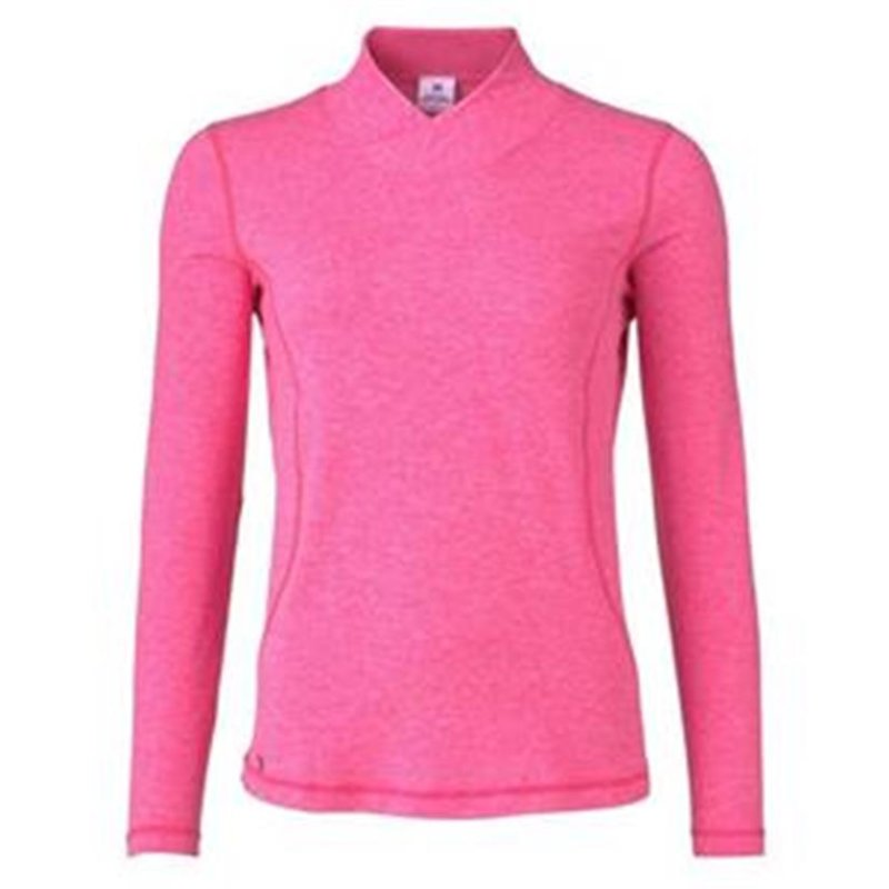 Daily Agnes Long Sleeve Mock neck Pullover Damen