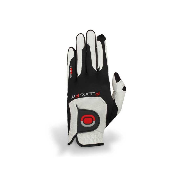 Zoom Weather Golf-Handschuh Jugend | LH weiß-schwarz one size