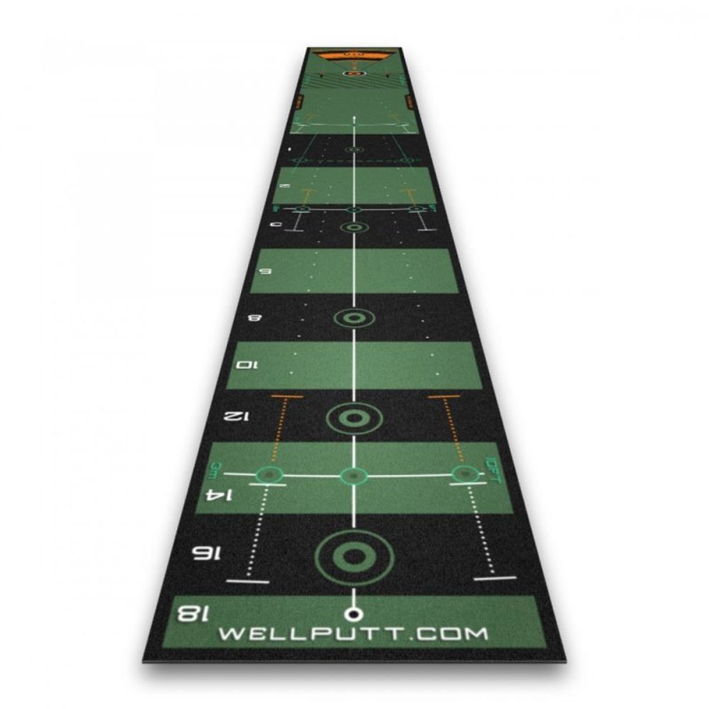 Wellputt Putting-Matte 2020