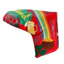 PRG Blade Putter Headcover Lucky Charm rot Berliner...
