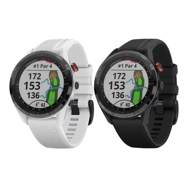 Garmin Approach S62 GPS Golf-Uhr Entfernungsmesser