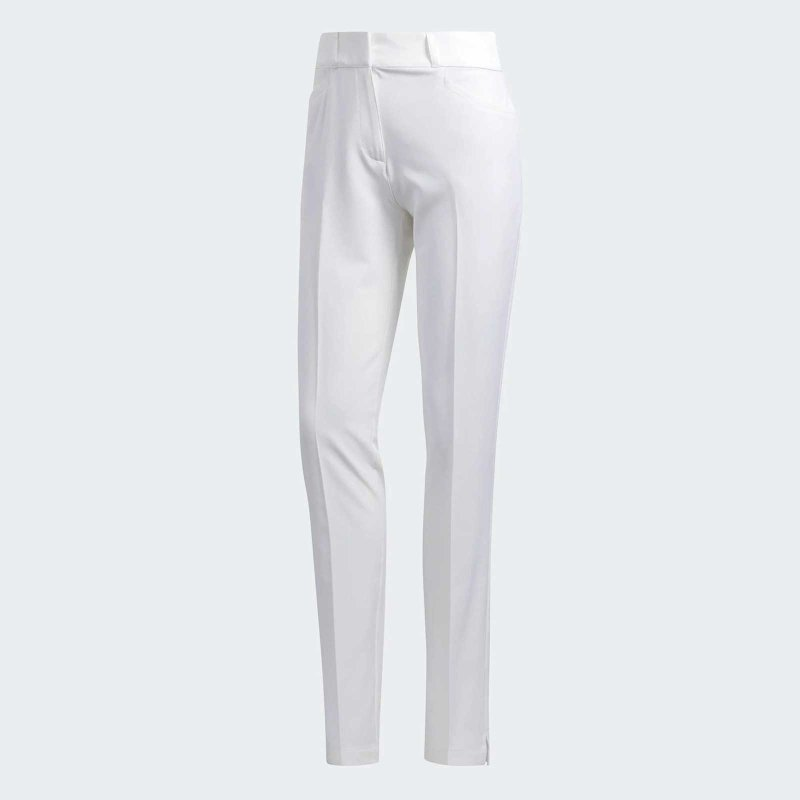 Adidas Ultimate Club Full Length Golf-Hose Damen | WHITE 14