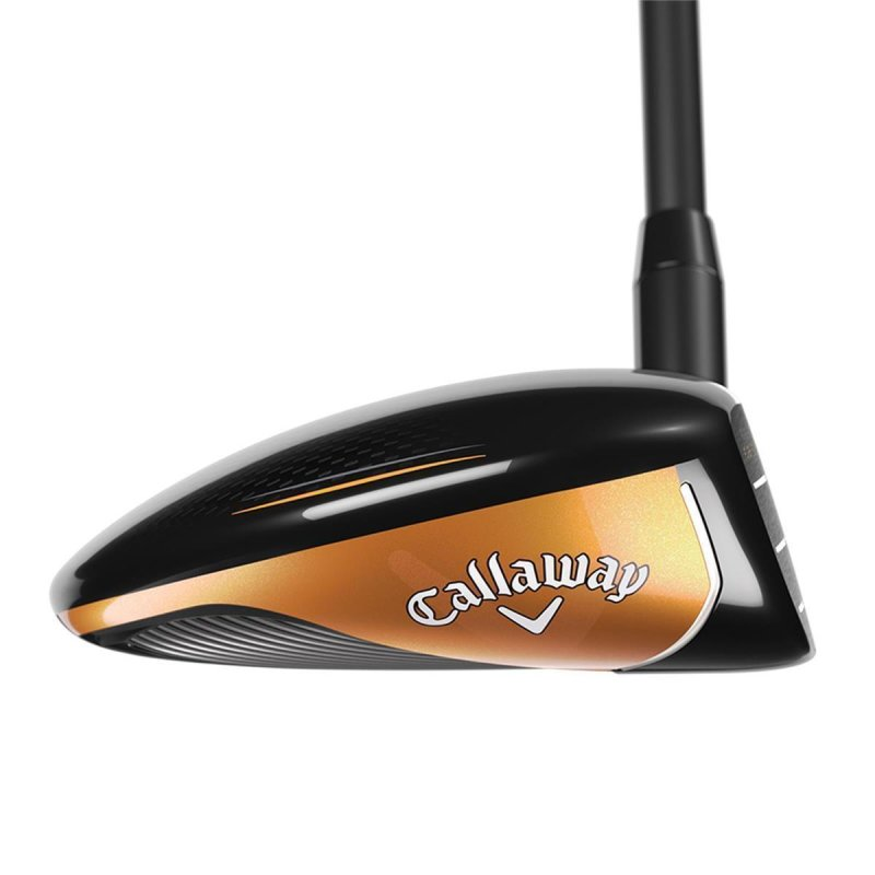 Callaway Mavrik MAX Fairway Damen | RH UST Mamiya Helium Black 4 42g Graphit Lady Light Flex 5 / 18°