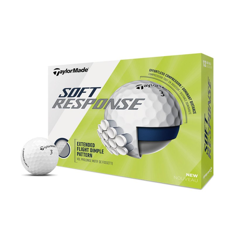 TaylorMade Soft Response Golf-Ball