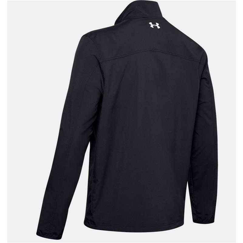Under Armour Windstrike Golf-Jacke Herren | schwarz L
