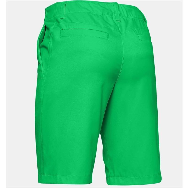 Under Armour Showdown Short Kinder grün 14