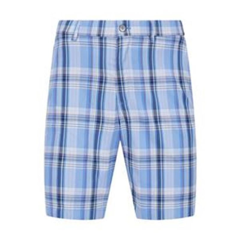 Penguin-Golf Yarn Dye Roadmap Plaid Slim Fit Short Herren | regatta EU 46