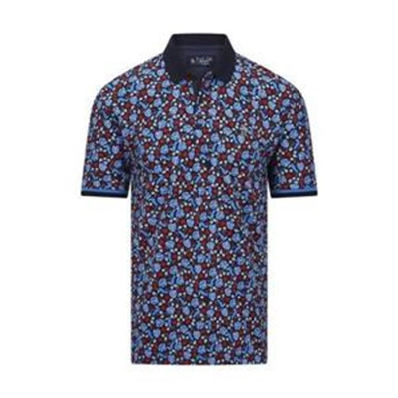 Penguin-Golf Pete in Paradise Golf-Polo Herren