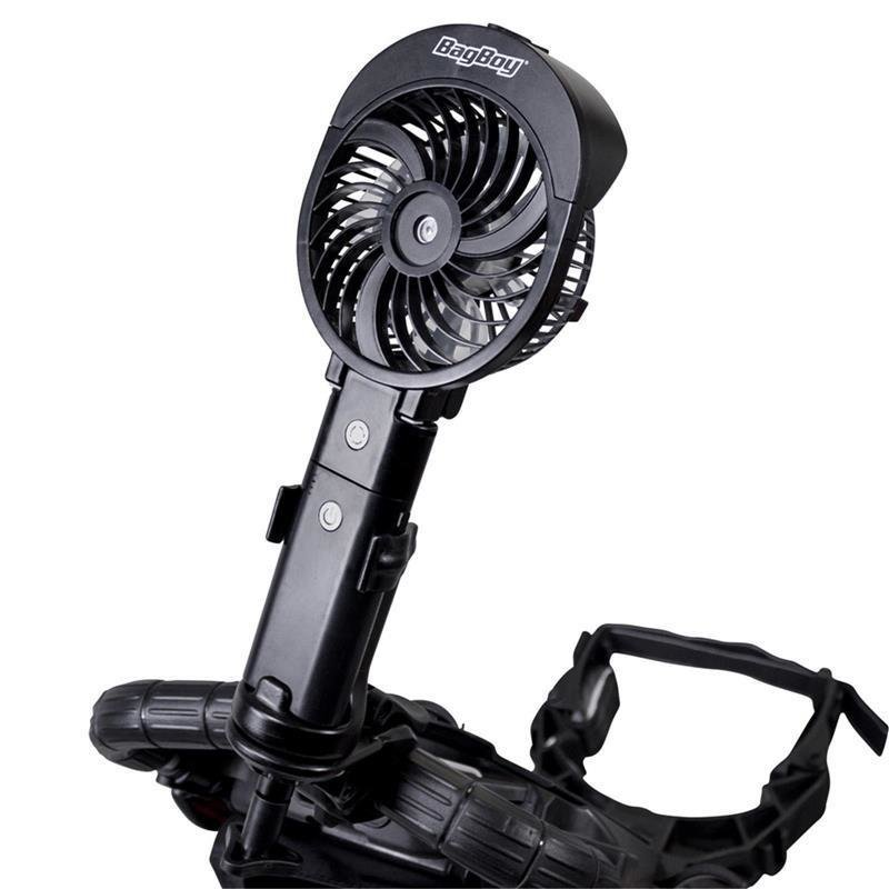Bag Boy 3-in-1 Cart Fan Kit | schwarz