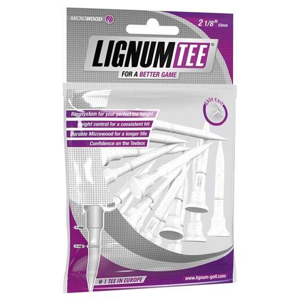 Lignum Tees 2 1/8   53 mm 16 St.