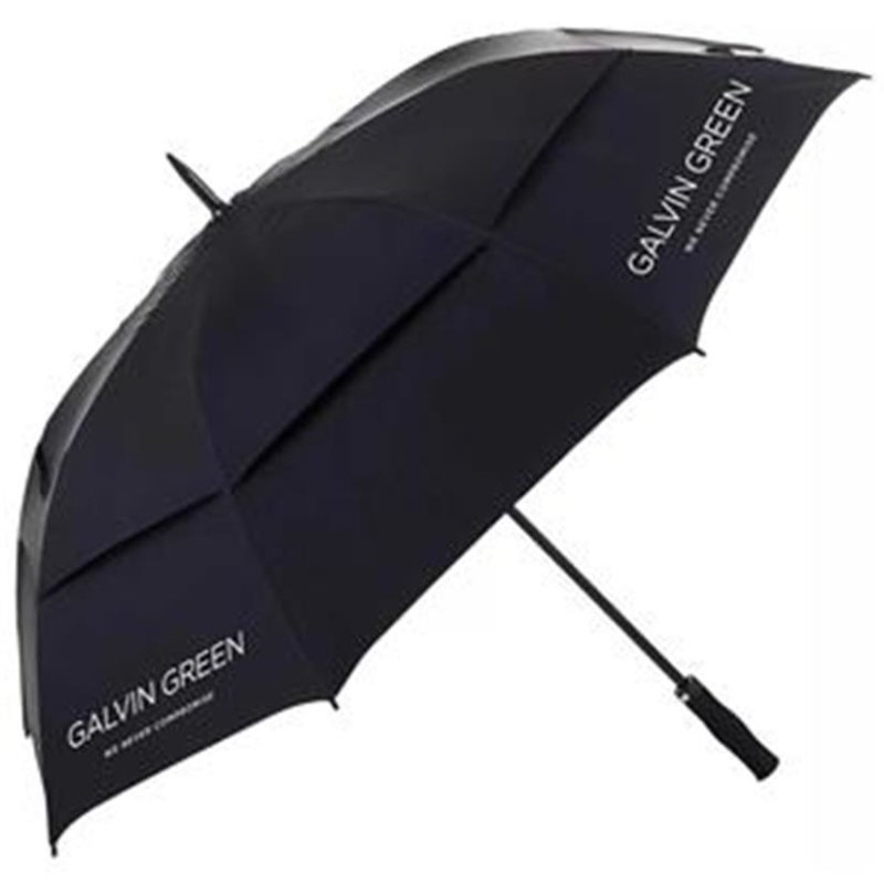 Galvin Green Tromb Golf-Umbrella | Black-Silver one size