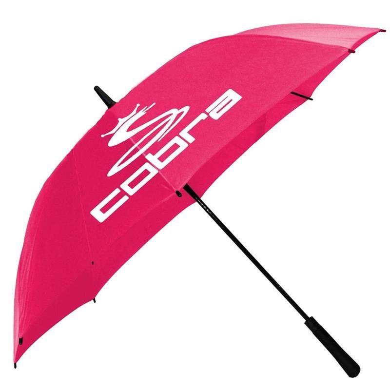 Cobra Einzelbaldachin Regenschirm  / pink