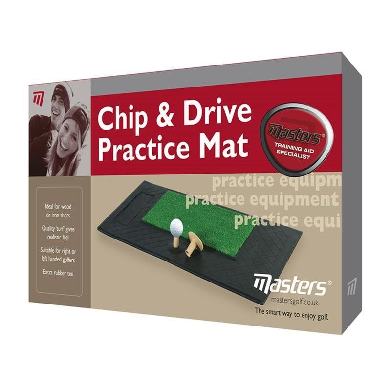 Masters Chip & Drive Practice Abschlagmatte | neutral