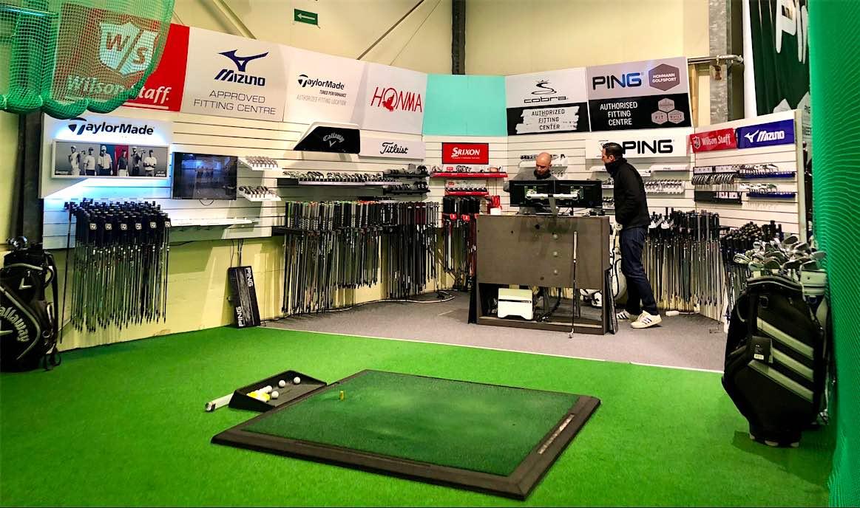 Golf Entfernungsmesser Schläger : Statisches und dynamisches golfschläger fitting bei hohmann golf